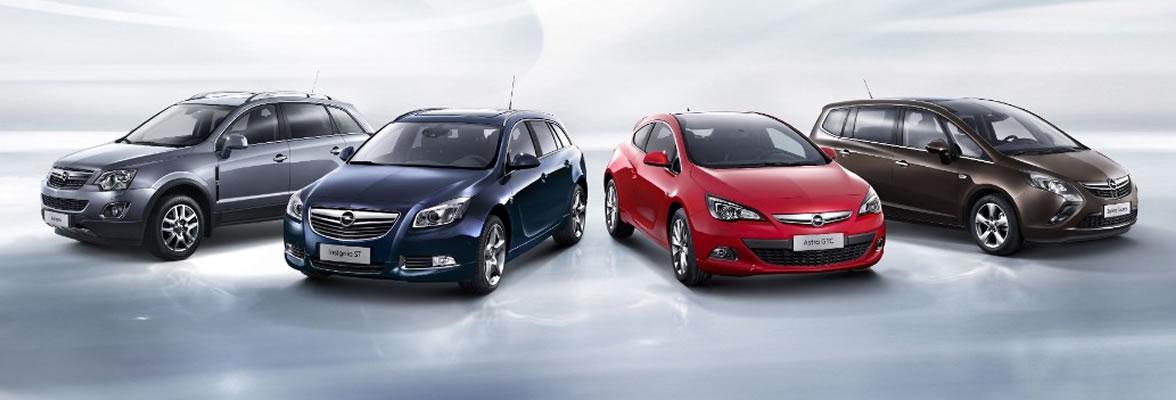 Opel BSB
