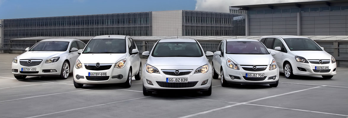 Opel dDezmembrari BSB