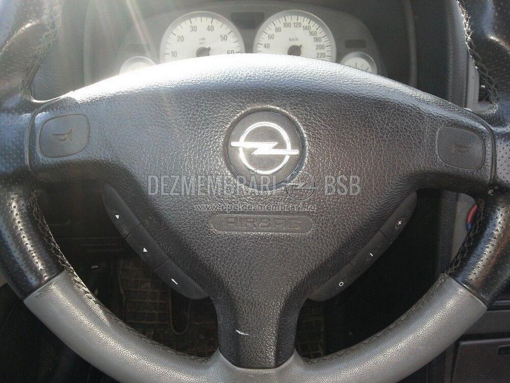 airbag volan opel astra g zafira a dezmembrari bsb. Black Bedroom Furniture Sets. Home Design Ideas