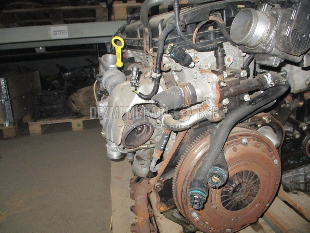 motor 1 6 turbo benzina a16let opel astra h corsa d. Black Bedroom Furniture Sets. Home Design Ideas