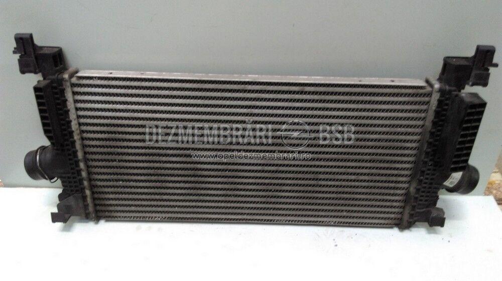 radiator intercooler opel astra j cascada 13267646 1 4. Black Bedroom Furniture Sets. Home Design Ideas