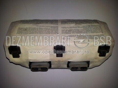 Airbag pasager pentru Opel Zafira B cu 2 mufe