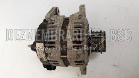 Alternator Opel Astra H , J , Zafira B, Meriva A , Corsa D , Combo C 1.7 CDTI , Z17DTJ , Z17DTR, A17DTJ, A17DTR