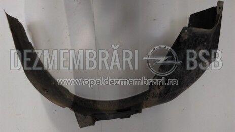 Aparator de noroi dreapta fata Opel Vectra C Signum 13162371