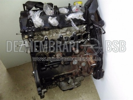 Motor 1.7 Cdti A17DTS 131CP Opel Astra J, Corsa D, Corsa D
