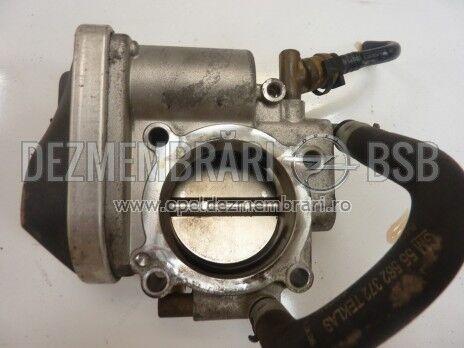 Clapeta de acceleratie Opel Astra H, Zafira B 55560398
