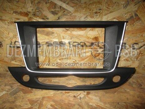 Ornament Panou comanda audio(pentru sistem radio infotainment, RPO IOA) Opel Crossland X 13487235, 39138064, 39137997