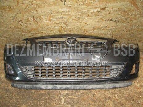Bara fata goala Opel Astra J model cu spalatori 10594