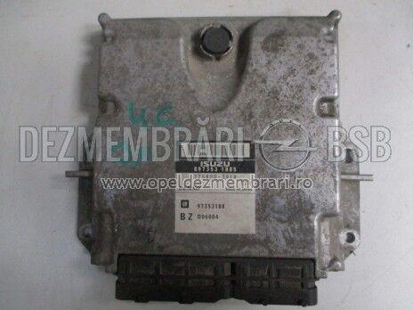 Calculator motor Opel Vectra C, Signum 3.0 CDTI 97353188 BZ