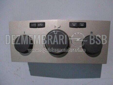 Modul de comanda Klimatronic Opel Zafira B 13250621 PP3