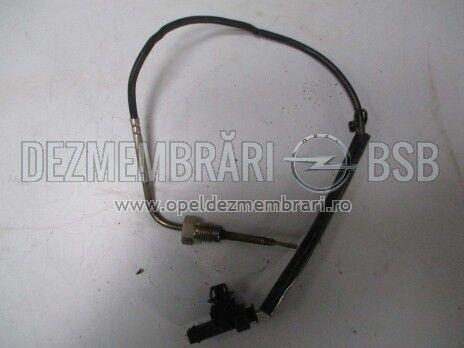 Senzor de temperatura filtru de particule Opel Astra j, Zafira C, Meriva B 55570089