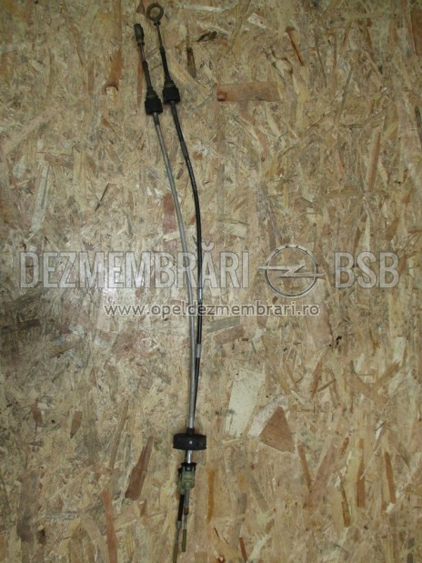 Cablu timonerie cutie manuala M32 Opel Astra H 55350266 EK 35R