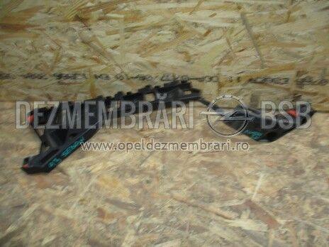 Ghidaj - suport bara de protectie exterior stanga Opel Astra J Sedan 20877797