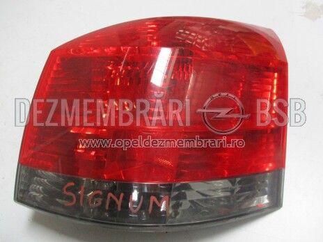 Stop dreapta Opel Signum 2003-2008 93183026, 13191350