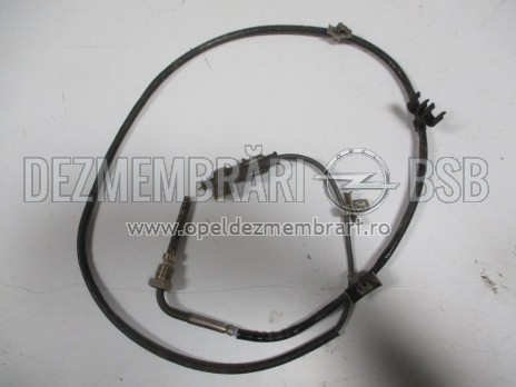 Senzor de temperatura filtru de particule Opel Meriva B 1.7 CDTi 55571194 pozitie 2
