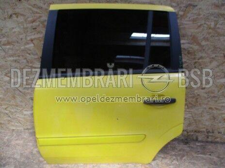 Usa goala stanga spate Opel Zafira B 11306
