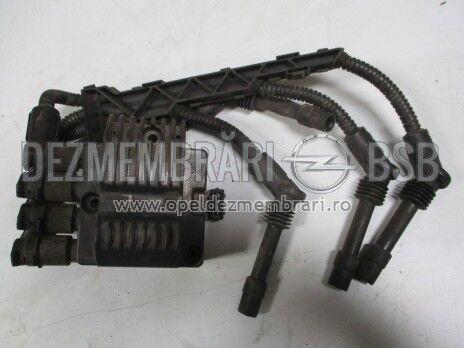 Bobina de inductie 1.6 X16XEL Opel Vectra B, Astra G, Zafira A 10457075