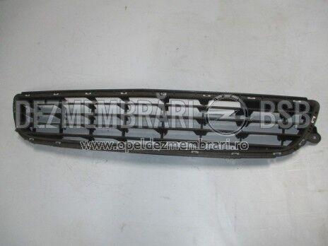Grila inferior bara fata Opel Zafira B 13187625, 13124978