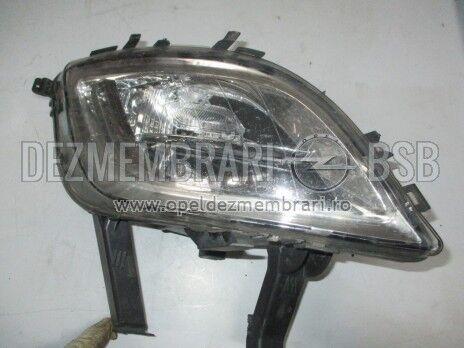 Lampa semnalizator + Proiector ceata Opel Astra J dreapta 13293619