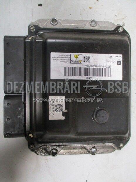 Calculator motor Opel Astra J 1.7 CDTi A17DTR, A17DTJ 55577647