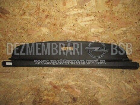 Rulou portbagaj negru Opel Insignia B 13487545, 39193746, RPO 4AA