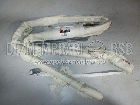 Airbag cortina dreapta Opel Meriva B 13250503, 1 99 138