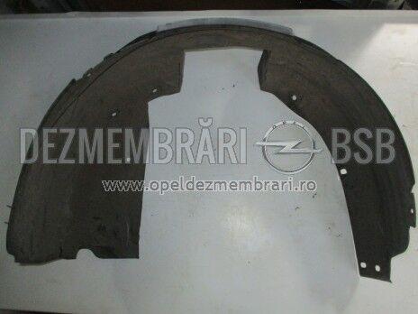 Aparator de noroi stanga fata Opel Tigra B 93164371, 93162223