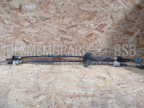 Cablu timonerie cutie manuala Opel Mokka 55596764, AKG