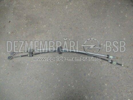 Cablu timonerie cutie manuala M20 Opel Astra H 1.3 CDTi 5535034 EJ 34R