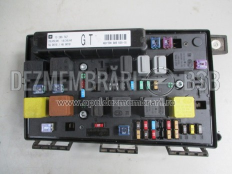 Tablou de sigurante UEC (sub capota) OPEL Astra H Cabriolet Z20LET 13206747