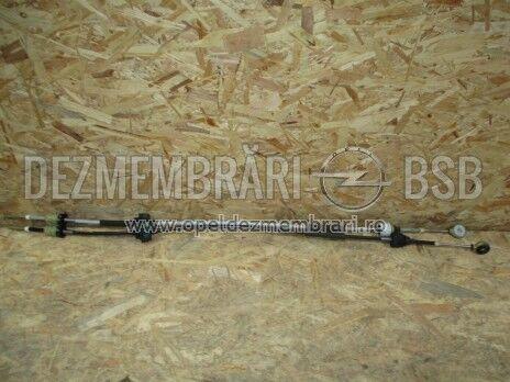 Cablu timonerie cutie manuala Opel Meriva B 1.4benzina 55596534, Ident: AKF