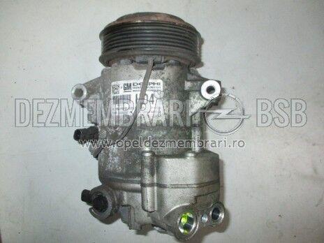 Compresor clima Opel Astra J, Zafira C, Insignia, Cascada 2.0 CDTi 13335252, ident UD4