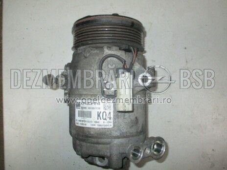Compresor clima Opel Astra H, Zafira B 1.7 CDTi  93168630,13322148, 93169376, Ident: KQ4