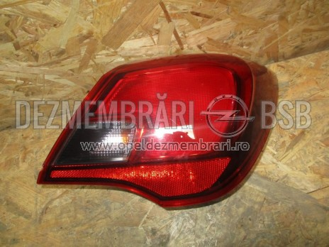 Stop dreapta (caroserie) Opel Corsa E 3usi 13428456 ident: BAJ