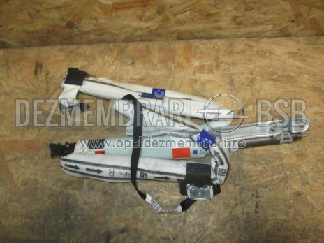 Airbag cortina dreapta Opel Corsa E 3 Usi 39045978