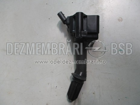 Modul bobina de aprindere Opel Adam, Corsa E 1.0 benzina B10XFT/XFL 12635672