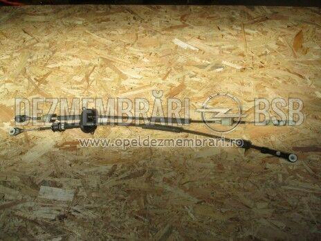 Cablu timonerie cutie manuala Opel Mokka 55595072 AHY