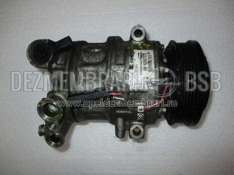 Compresor clima Opel Astra K 1.0, 1.4 benzina 13367372, ident LK6