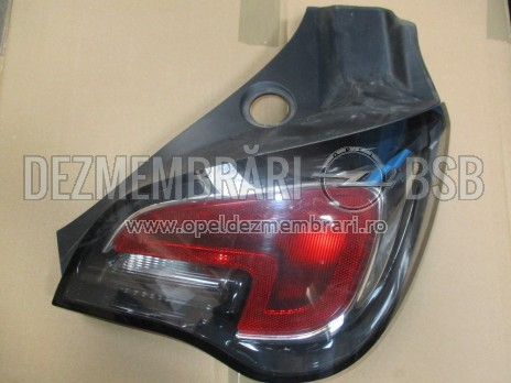 Stop dreapta Opel Adam 13354583, Ident AK6