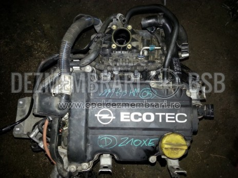 Motor 1.0 12V ECOTEC Z10XE OPEL AGILA CORSA C