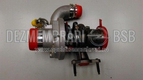 Turbina-turbo Opel 1.6 Cdti B16DTC, B16DTE, B16DTL 55577705