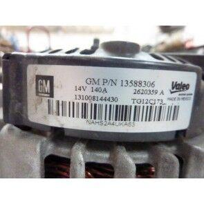 Alternator 2.0 CDTI Opel Astra J, Cascada, Insignia, Zafira C 13588306