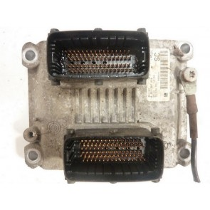 Calculator motor Opel Corsa C 1.0 Z10XE 55350551 SC