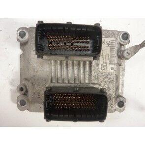Calculator motor Opel Corsa C, Tigra 1.4 Z14XEP 55354328 WC