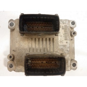Calculator motor Opel Corsa C Z10XE 09115111 BY