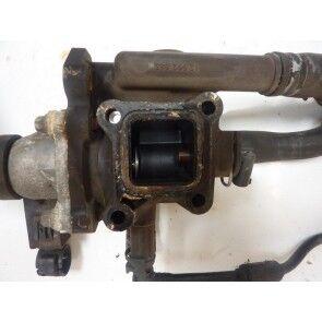 Carcasa termostat 1.6-1.8 benzina Opel Astra H, Zafira B, Insignia, Vectra C, Signum 55353311
