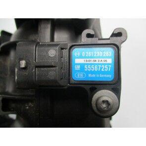 Senzor de presiune si vacuum Galerie de admisie Opel Astra J, Corsa D, Cascada, Meriva B, Insignia, Mokka, Zafira C