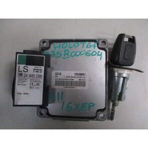 Calculator motor Opel Astra G 1.6 16V Z16XEP 12249831 DZLS