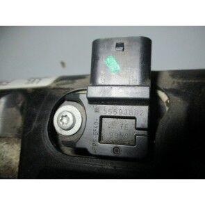 Senzor temperatura aerului se presiunea aerului de incarcare Opel Astra J,Zafira C,Meriva B 55593802