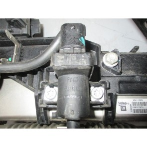 Electrovalva vacuum, recircuclare gaze de ardere Opel Astra J, Zafira C, Meriva B 55574896
